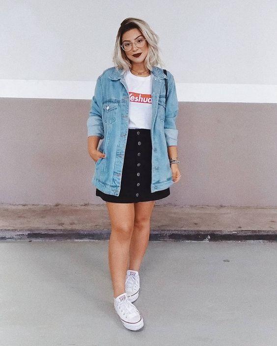 Looks com jaqueta jeans (5)