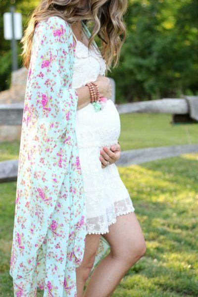 Looks de grávidas (7)
