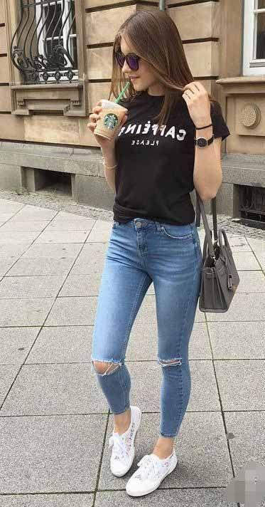 Looks com calça jeans (5)